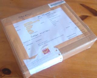 UBITX parcel