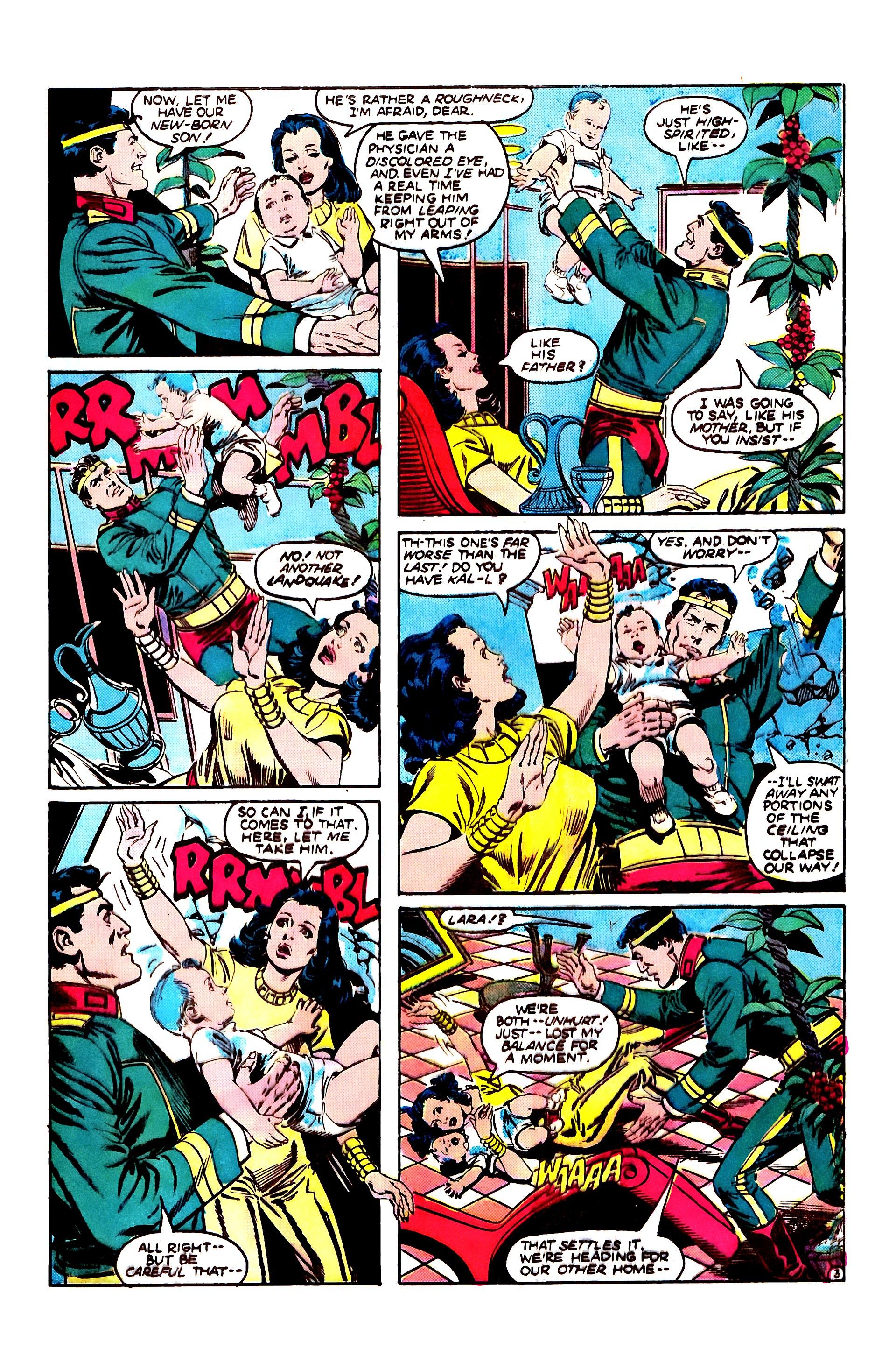 Read online Secret Origins (1986) comic -  Issue #1 - 5