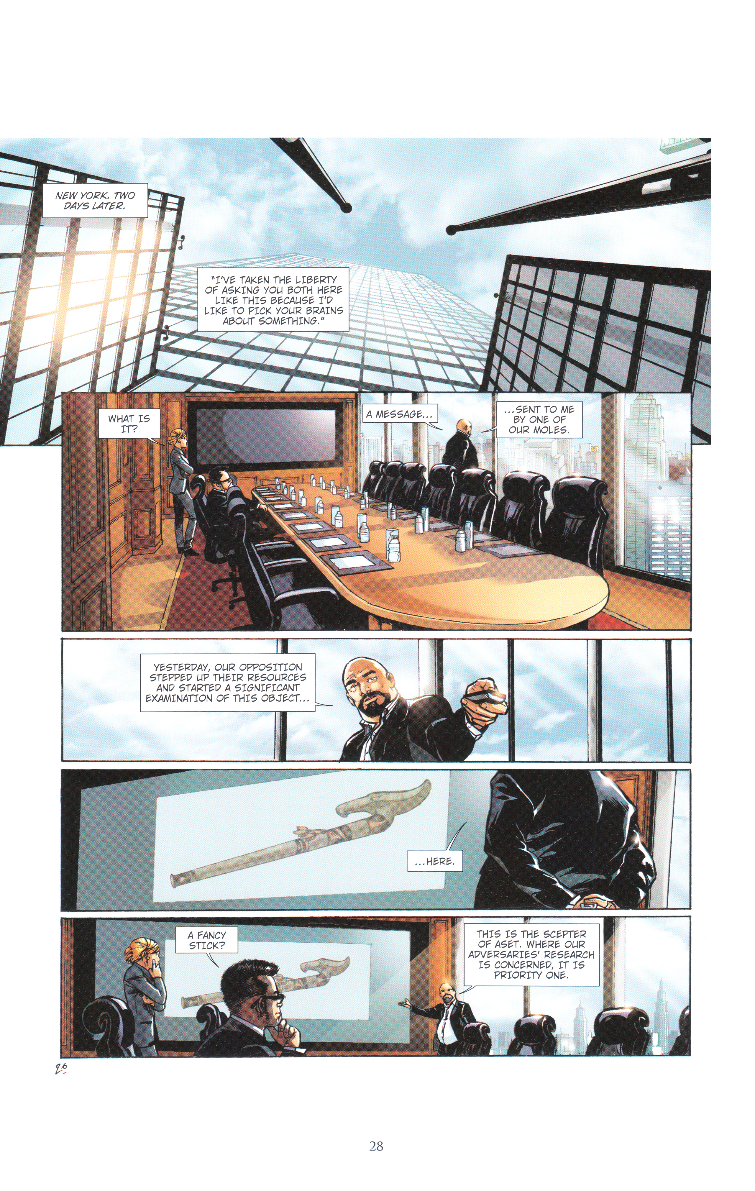 Read online Assassin's Creed (2012) comic -  Issue #4 - 28