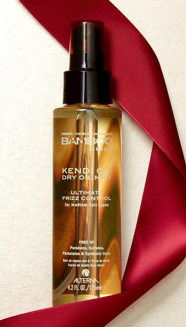 Alterna Haircare Bamboo Smooth Kendi Oil Dry Mist 125ml