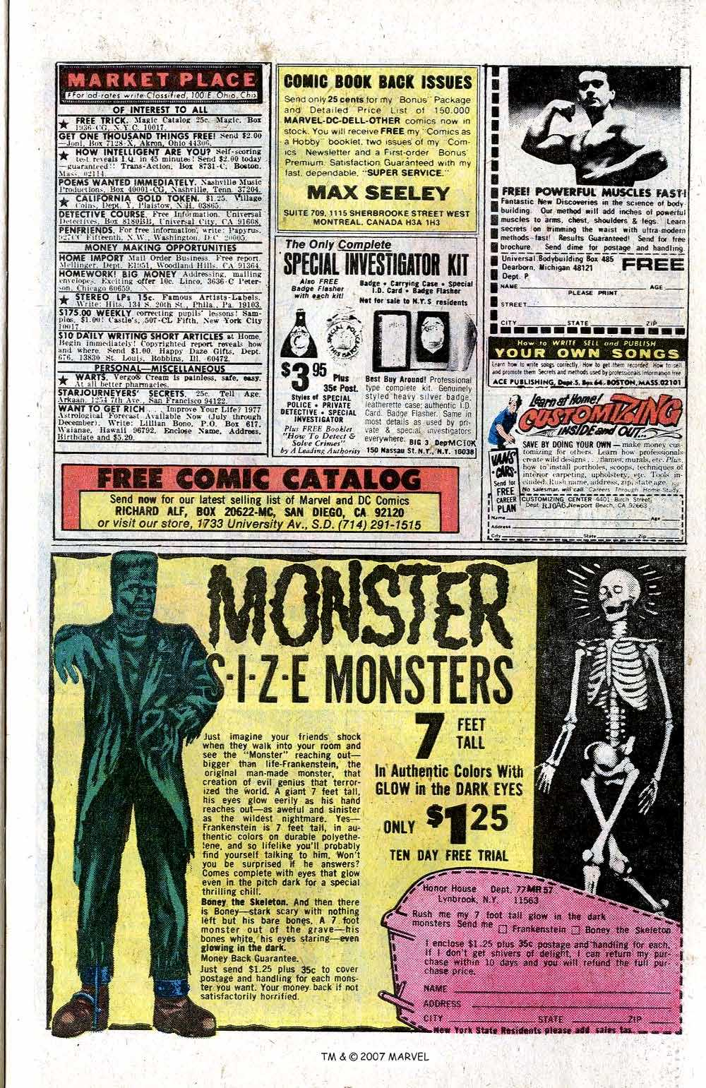 Ghost Rider (1973) Issue #22 #22 - English 27