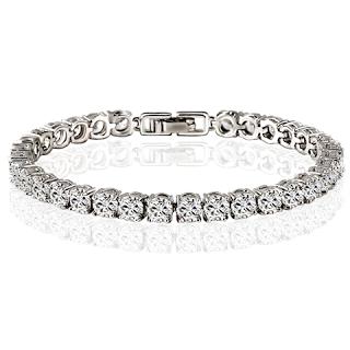 Florence Scovel Jewelry Diamond Eternity Bracelet