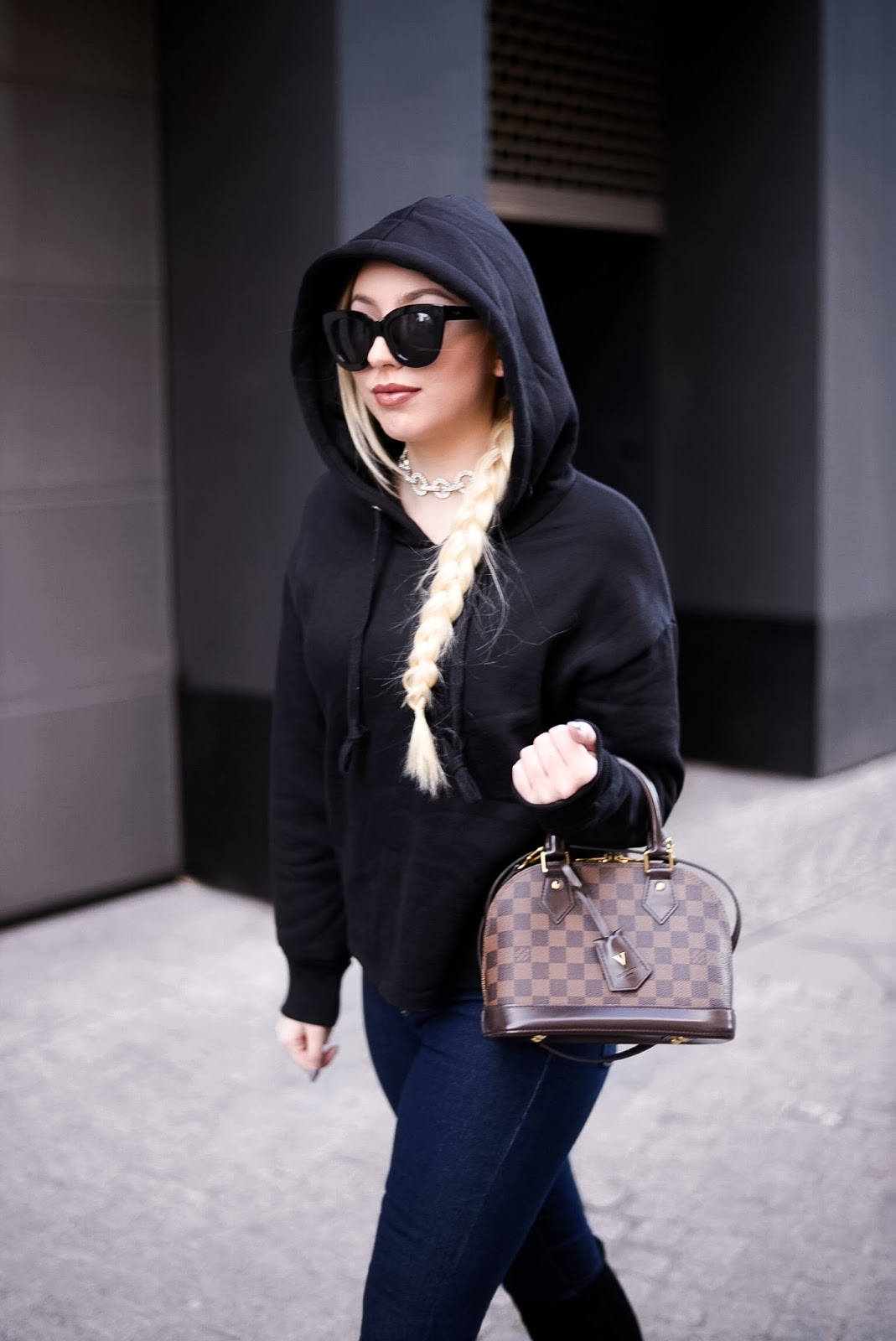 hoodie trend, hoodie streetstyle, fashionblogger streetstyle
