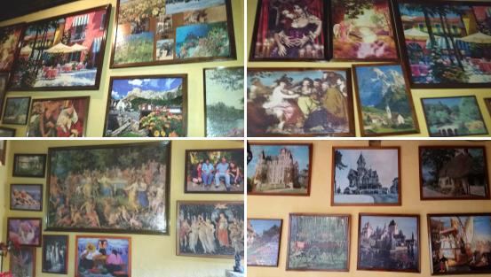 Art, Decorations, People, Places, etc.