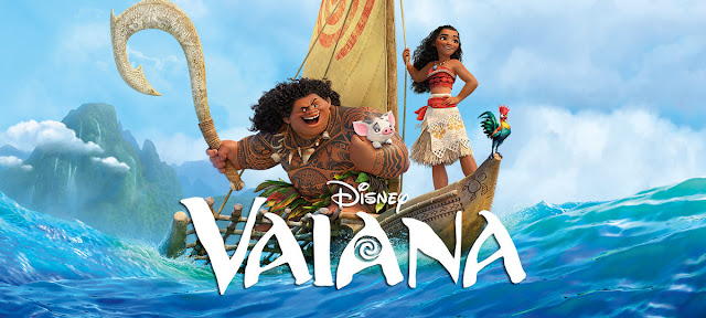 CINE ΣΕΡΡΕΣ, Moana (2016), Vaiana (2016), Ron Clements, Don Hall, John Musker, Chris Williams,