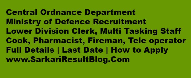 COD Recruitment 2016