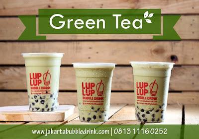 Jual Bubuk Minuman Green Tea