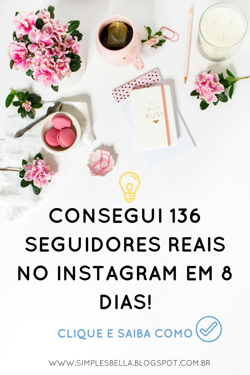 Ganhar seguidores reais no Instagram grátis e rápido