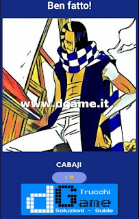 Soluzioni Guess The One Piece Character livello 19