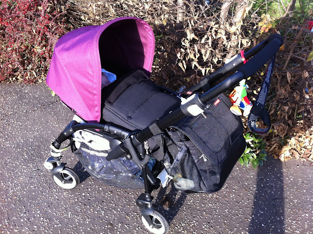 A lie flat pushchair is essential for most people with a newborn