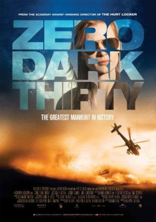 Zero Dark Thirty 2012 Dual Audio BRRip 720p Hindi English