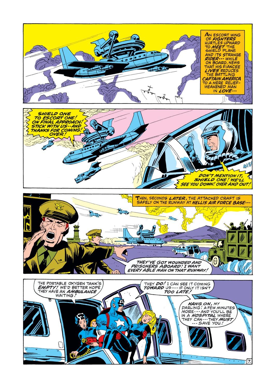 Captain America (1968) Issue #146 #60 - English 8