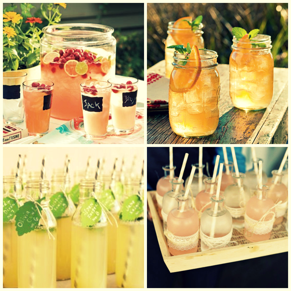Wedding Punch Ideas: Weddings- The Joys And Jitters: Bright Ideas For A