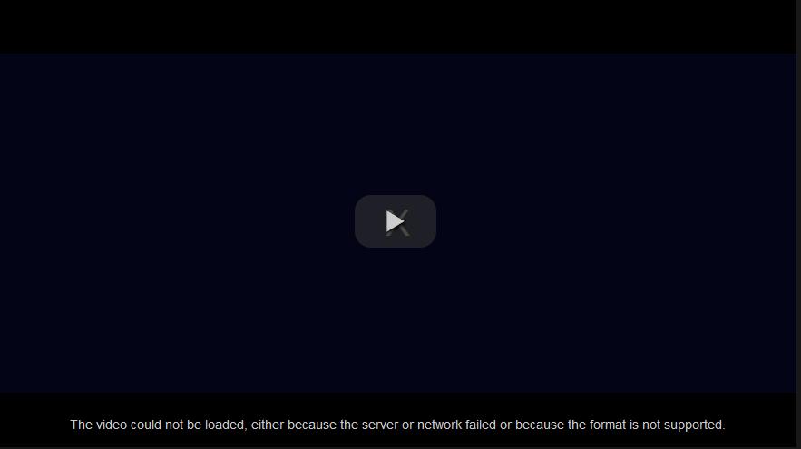 Atasi The Video Could Not Be Loaded Di Mozilla Firefox atau Google