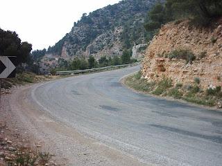 carretera acceso, Beceite, Beseit, 6