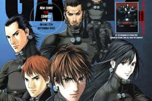 Descarga Gantz Manga (Tomos 37/37) PDF Mega