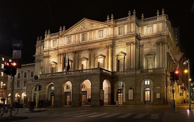 Opera di Milan