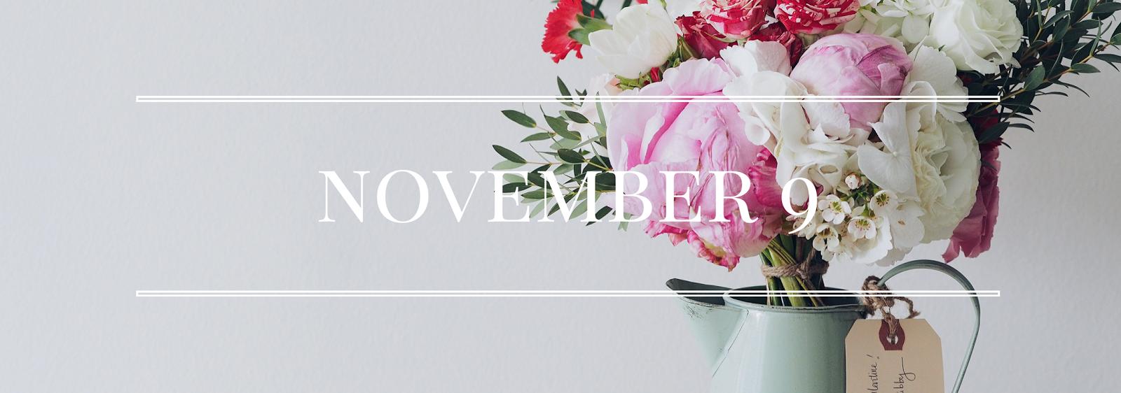 "[23] ""November 9"" Colleen Hoover"