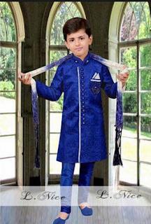 baju lebaran anak cowok