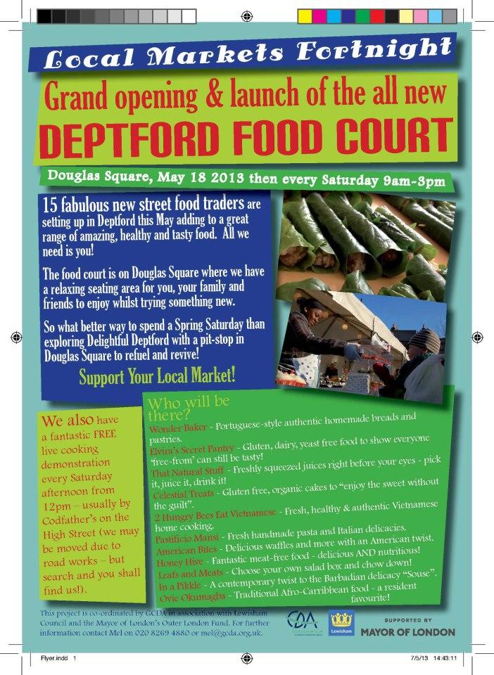 Deptford Food Court