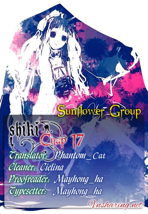 Shiki chapter 17 trang 1