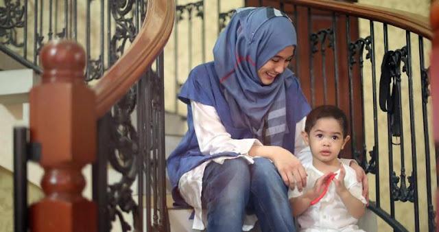 Tak Semua Orang Pandang Positif Niatan Hijrah Alyssa Soebandono