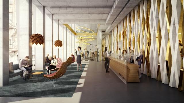 NH Hotel Group abrirá un hotel NHOW en Frankfurt