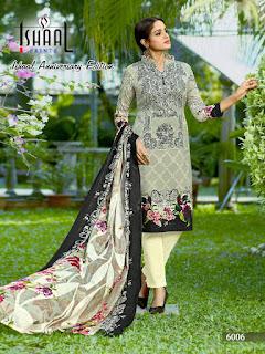 Ishaal Print Anniversary Lawn Dress Material Delhi, Pune, kolkata, facebook, twitter