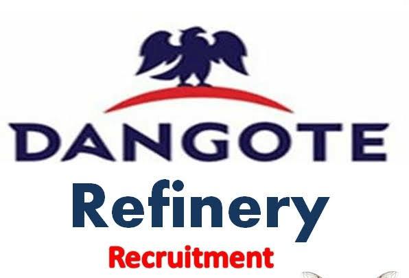 Dangote Refinery Recruitment Form 2019/2020 Begins on www.dangote-group.com