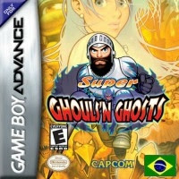 Super Ghouls N Ghosts (BR)