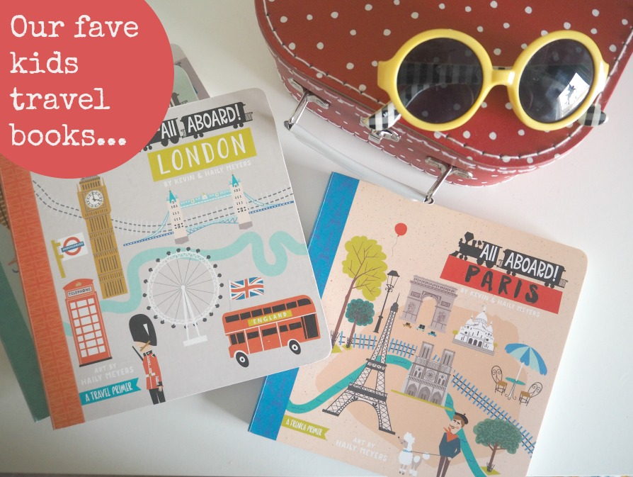 Travel books & guides that transport kids from the comfort of home