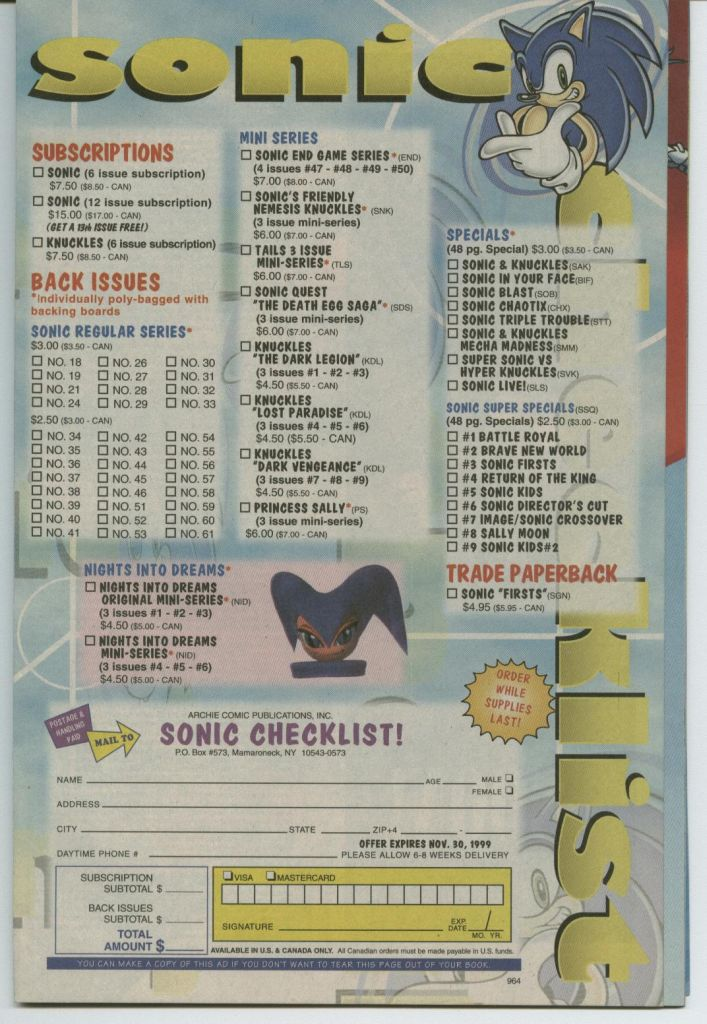 Read online Sonic The Hedgehog comic -  Issue #75 - 9