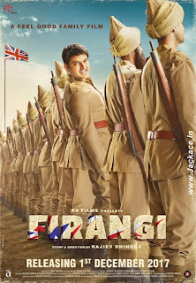 Firangi First Look Poster