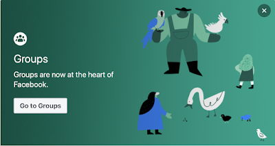 Facebook has a heart... a blackish-green, mystifyingly obscure heart.