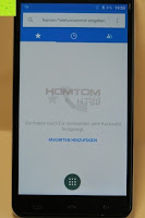 "Kurzwahl: HOMTOM HT30 3G Smartphone 5.5""Android 6.0 MT6580 Quad Core 1.3GHz Mobile Phone 1GB RAM 8GB ROM Smart Gestures Wake Gestures Dual SIM OTA GPS WIFI,Weiß"