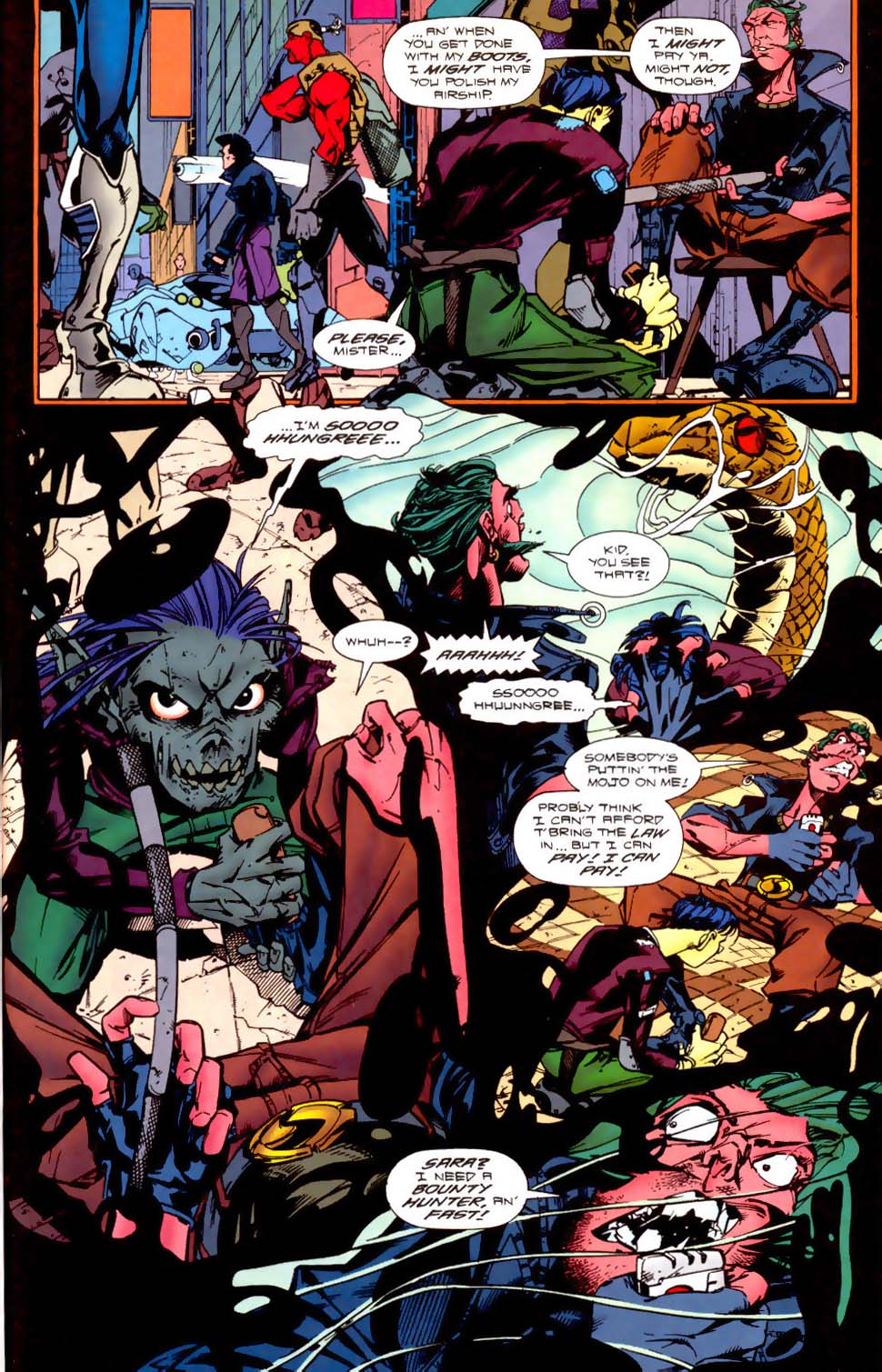 Legion of Super-Heroes (1989) 116 Page 11