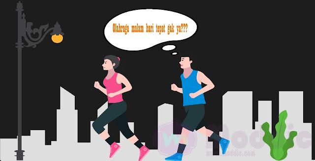 Cara Menghindari Bahaya Olahraga Malam Hari Bagi Kesehatan