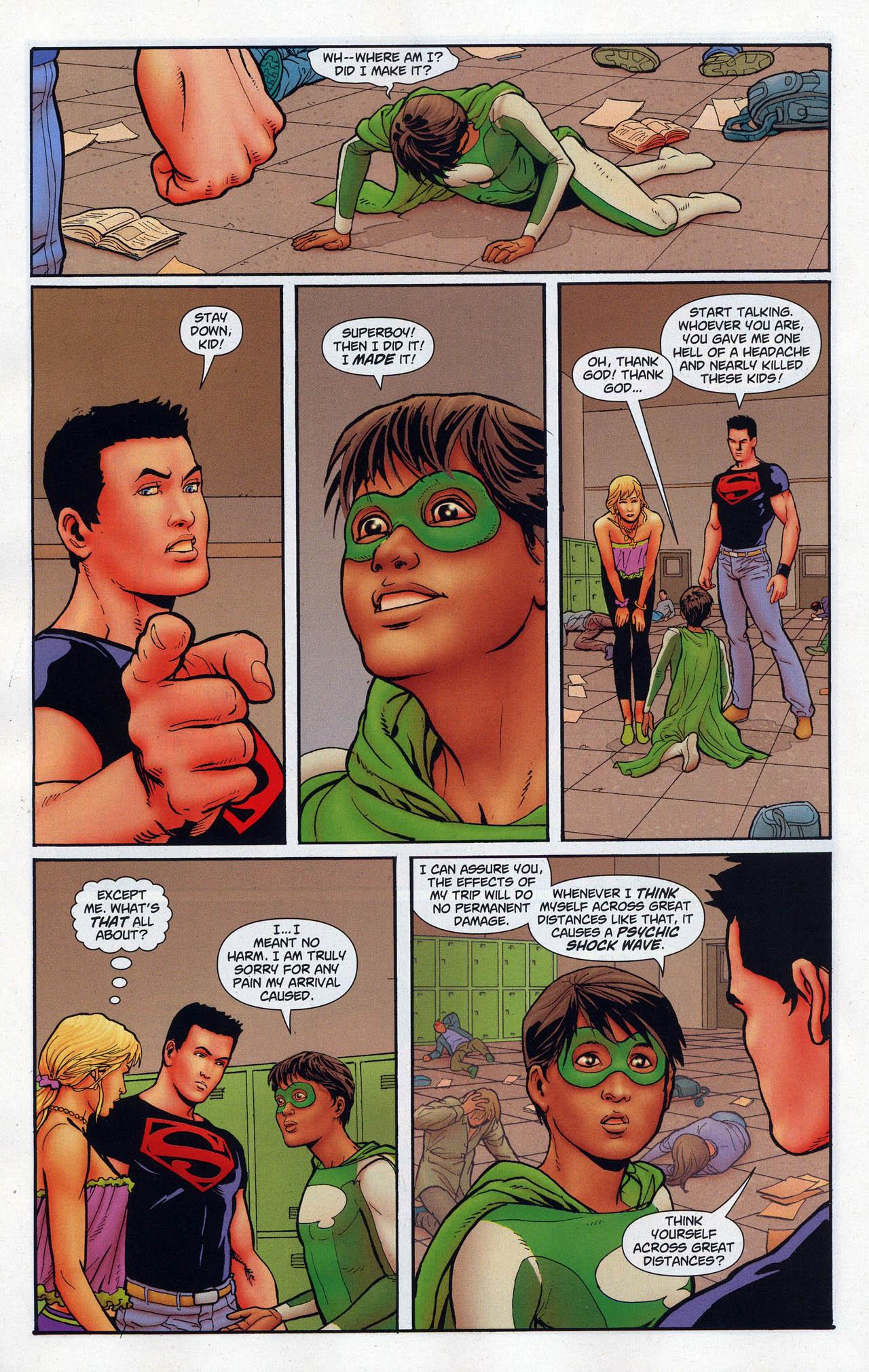 Superboy [I] Issue #3 #3 - English 23