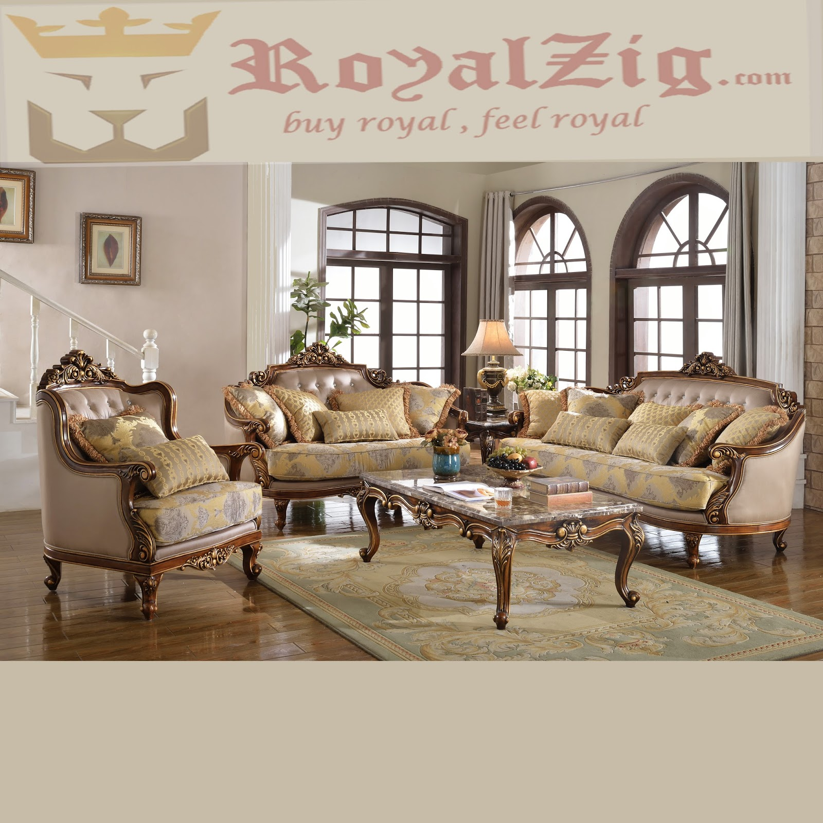 Royalzig Indian Luxury And Hand Carved Furniture High
