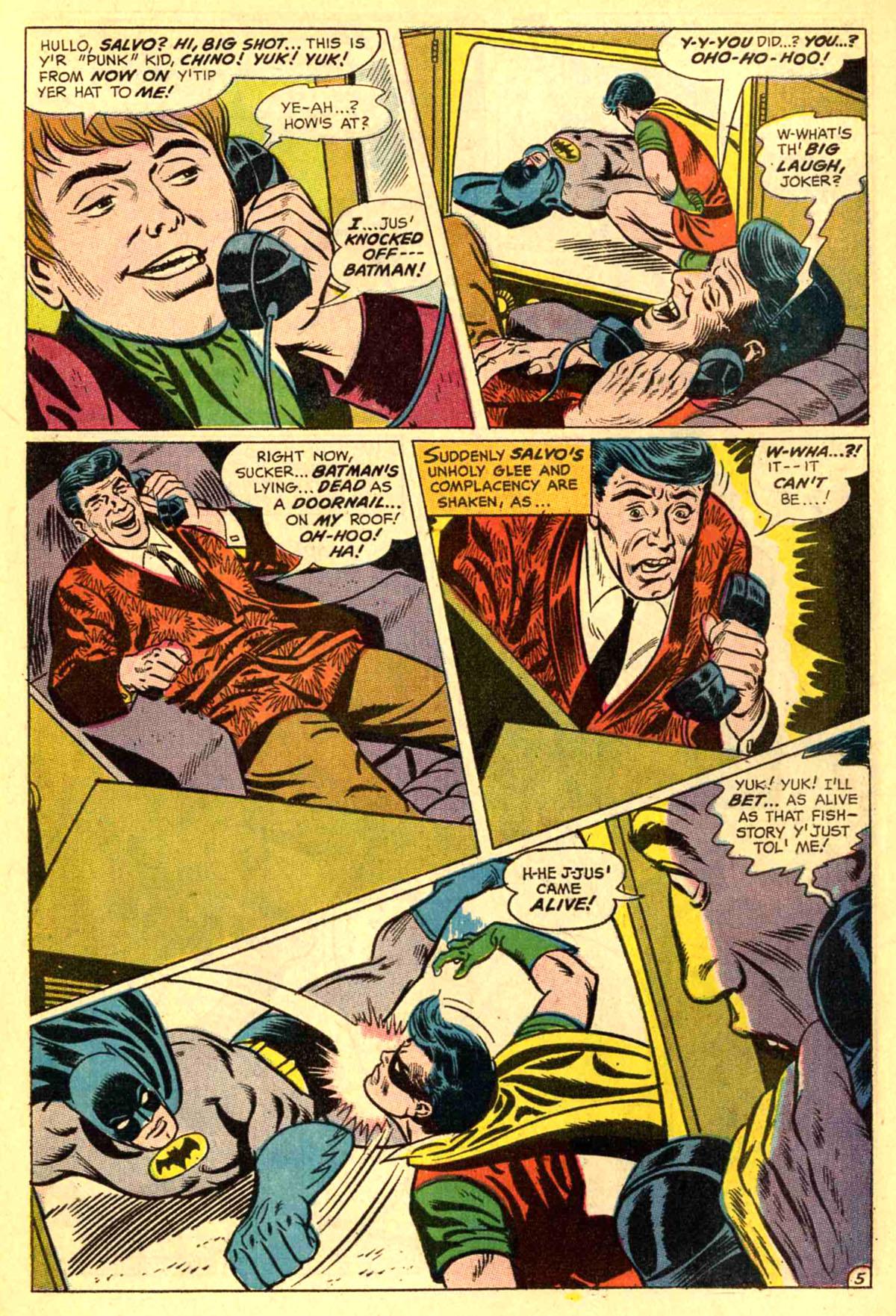 Detective Comics (1937) 379 Page 6