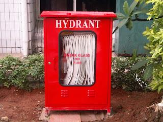 HOSE RACK - PERLENGKAPAN FIRE HYDRANT SYSTEM