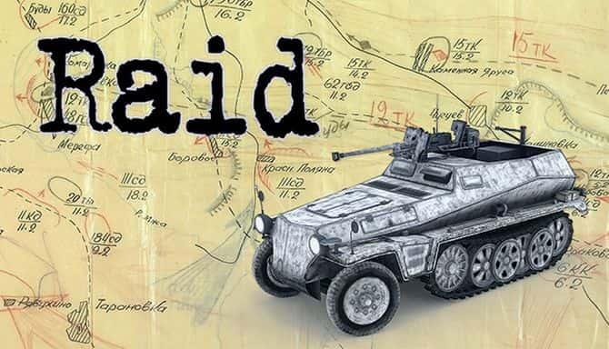Graviteam Tactics: Mius-Front - Raid 2018 pc game Img-4