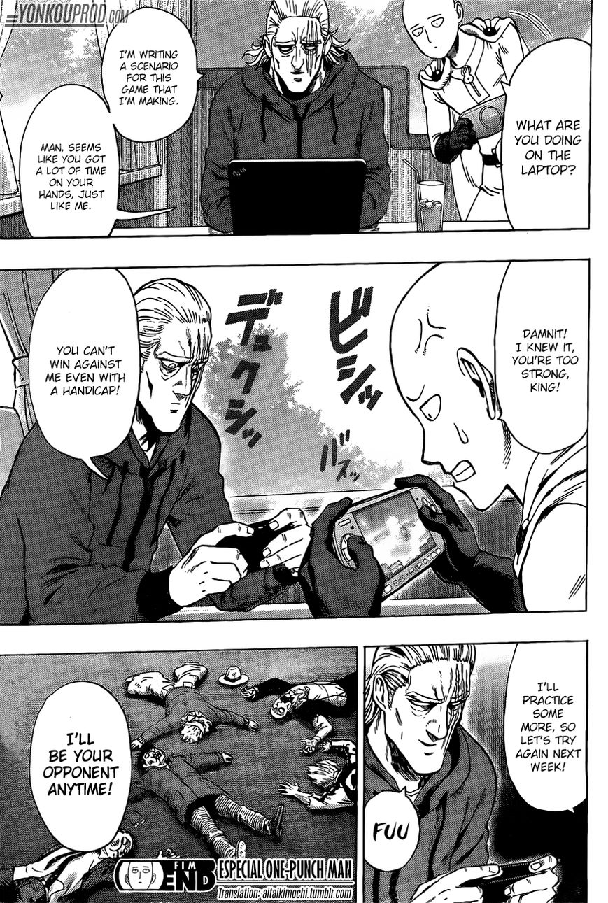 Onepunch-Man - Chapter 125