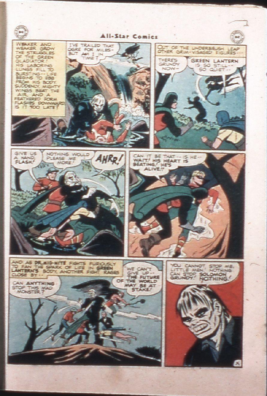 Read online All-Star Comics comic -  Issue #33 - 39
