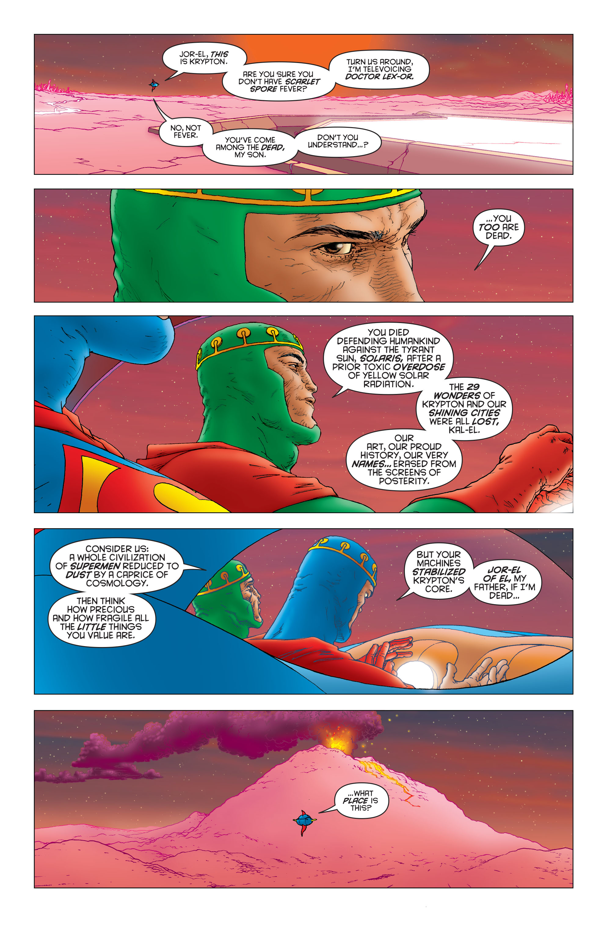 Read online All Star Superman comic -  Issue #12 - 3