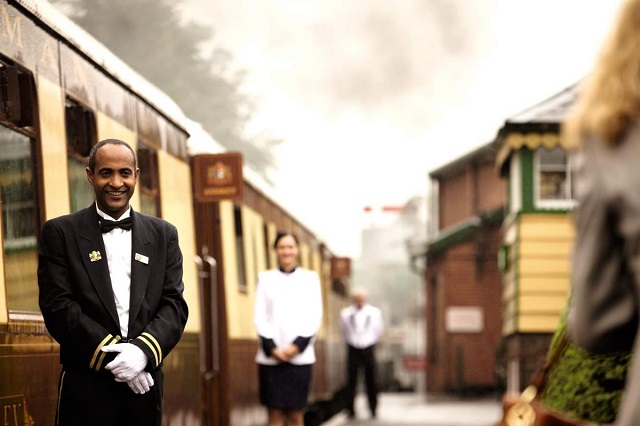 Belmond British Pullman - A superb world luxury train