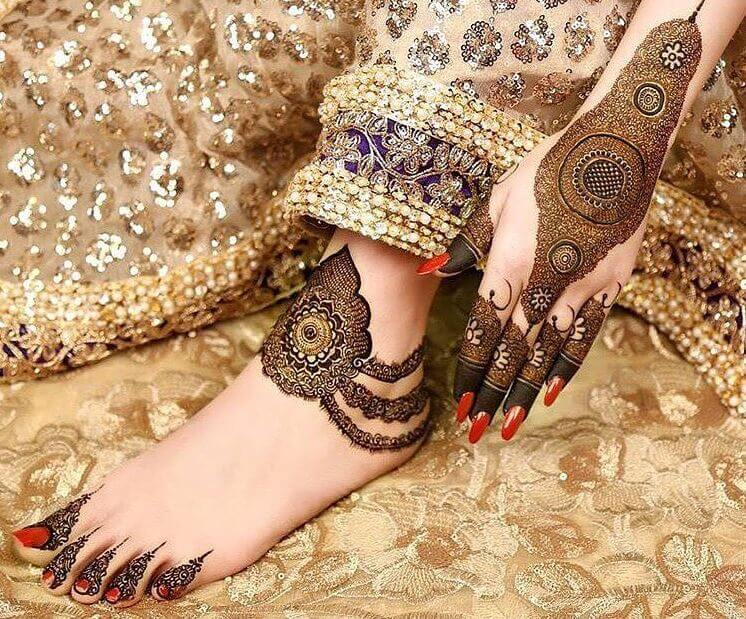 100+ Latest Mehndi Designs For Hands (Simple \u0026 Easy 2019