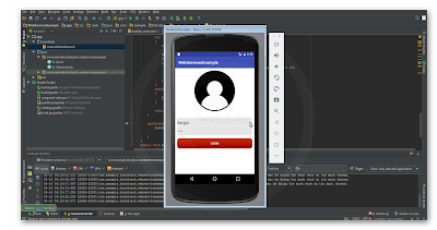 Android Studio - WebService Visual Studio SQL Server