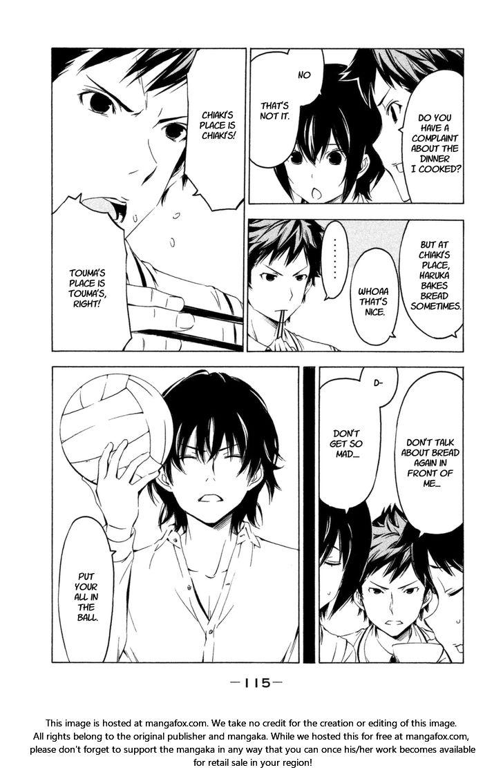 Minami-ke - Chapter 216