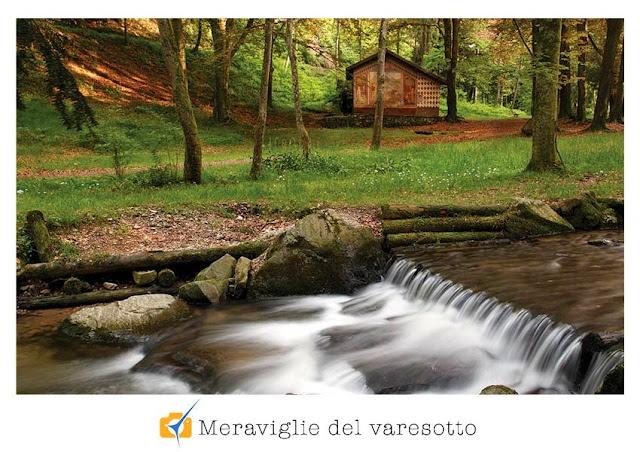 Parco dell'Argentera a Cadegliano Viconago